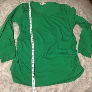 Michael Kors Pretty Green Blouse